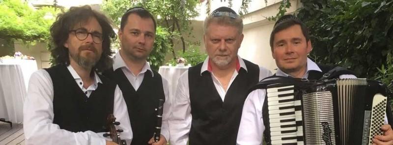 """""""Shalom Graz"""" - Konzert der Vienna Klezmer Allstars"""