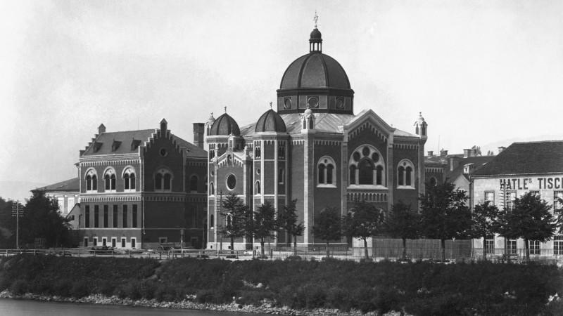Synagogen in Österreich vom 19. Jahrhundert bis zur Gegenwart
