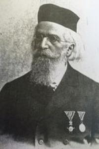 Rabbiner Dr. Samuel Mühsam