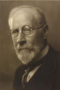 Univ. Prof. Dr. Joseph Freiherr Schey von Koromla